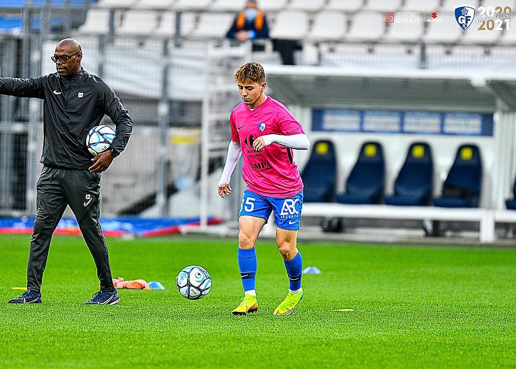 Maxence Renoud Grenoble Foot 38